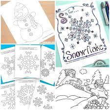 50 kids u0027 winter activities crafts kids
