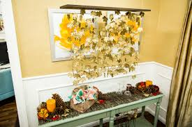 diy thanksgiving how to home u0026 family diy thanksgiving chandelier hallmark channel