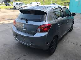 mitsubishi mirage 2015 black used 2015 mitsubishi mirage es hatchback 7 390 00