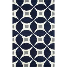 navy geometric rug roselawnlutheran