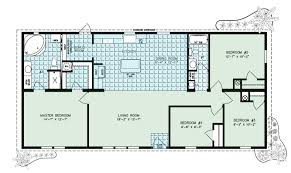 Jacobsen Mobile Home Floor Plans by Suncrest Homes