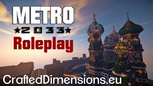 Metro 2033 Map by Metro 2033 U0026 Last Light Role Play Server Minecraft Preview De