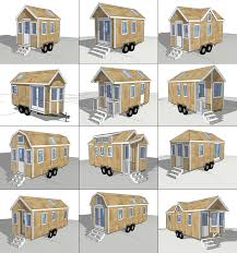 100 tiny house floor plans free tiny home on wheels plans