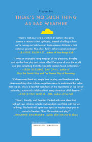 Weather In Six Flags There U0027s No Such Thing As Bad Weather Book By Linda åkeson Mcgurk