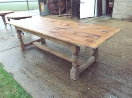 antique draw leaf table antique furniture warehouse large antique refectory table