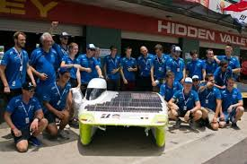Challenge News Au World Solar Challenge Belgian Team Hopes To Make History In Sun