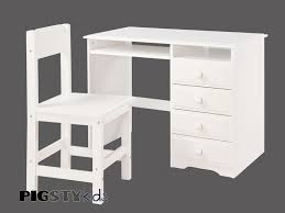 Small White Desk For Kids small white girls desk with drawers chic design surripui net