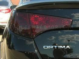 2013 kia optima lights 11 13 kia optima smoked taillight film kit