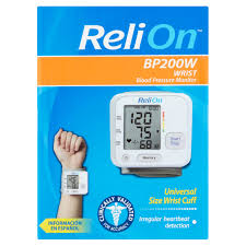 relion manual blood pressure monitor walmart com