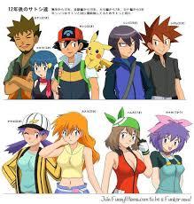 Know Your Meme Pokemon - if pokemon characters aged pokémon know your meme