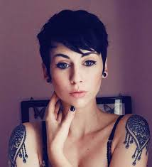 dos and donts for pixie hairstyles for women with round faces 98 best cabelos images on pinterest hair cut short hair and