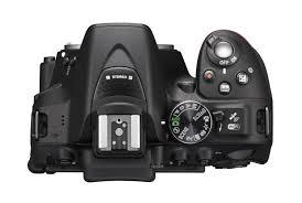 nikon d5300 black dslr camera body only manufacturer refurbished