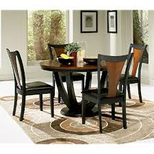 round dining room table and chairs round dining room table set amazon com