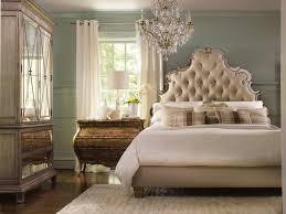 Silver Queen Bed Bedroom Mesmerizing Black Silver Classic Queen Bed Feminine