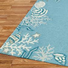Nautical Kitchen Rugs 67 Most Themed Area Rugs Textiles And Ideas Regarding
