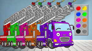 learn colors with tayo the little bus alice citu frank lani