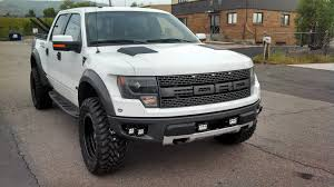 Ford Ranger Trophy Truck Kit - five r white raptor icon vehicle dynamics u2013