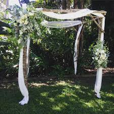 wedding arches cairns gallery port douglas wedding arches