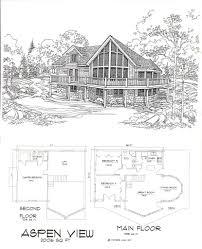 floor plans pioneer log homes