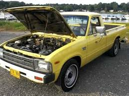 1982 toyota truck for sale 1982 toyota up 2 2l diesel 5 spd rust free