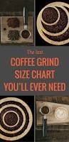 Bodum Bistro Electric Blade Coffee Grinder The Last Coffee Grind Size Chart You U0027ll Ever Need Home Grounds