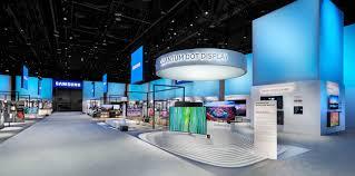 Interior Design Show Las Vegas Trade Show Photography Samsung Exhibit Ces 2016 Las Vegas
