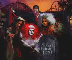 When Is Six Flags Great Adventure Open Dellah U0027s Jubilation Go Get Your Scare On Six Flags Great