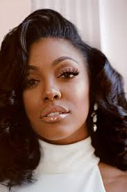 porsha hair product porsha williams of real housewives of atlanta shows us her wig
