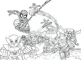 Coloriage Super Heros De Lego Coloriage Lego Marvel Super Heros 2