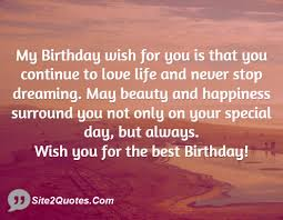 birthday wishes 3 site2quotes