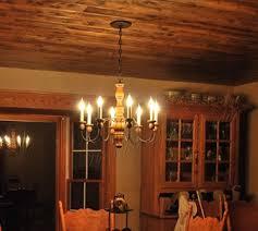 Pine Ceiling Boards the olde weeping cedar u2022 u2022 project dining room make over u2022 u2022