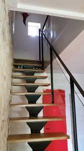 escalier design bois metal escalier metal bois verre jpg