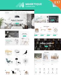 Contemporary Classic Theme Modern Furniture Magento 2 Store