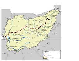 Map Testing Ohio by Riverwatchers Orsanco Orsanco