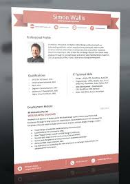 dash modern resume template psd free modern resume templates inssite