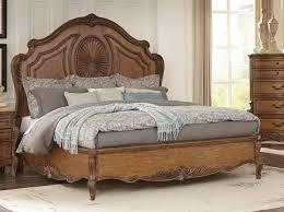 park bedroom 1704 in pecan finish by homelegance moorewood park bedroom 1704 in pecan finish by homelegance