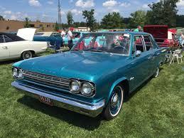 1966 rambler car file 1966 rambler classic 550 4 door sedan at 2015 amo meet 1of3