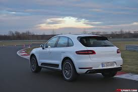 porsche family car 2015 porsche macan s vs s diesel vs macan turbo review gtspirit