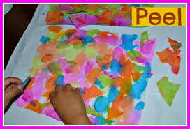 Easy Arts And Crafts For Kids With Paper - easy art project for kids just add water art kids play box
