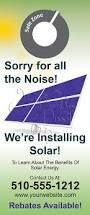 solar marketing solar door hanger marketing door hanger
