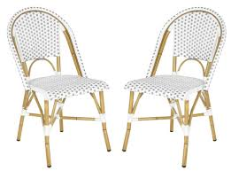 Grey Bistro Chairs On The Hunt For Parisian Style Bistro Chairs Stools