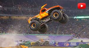 monster truck videos please videos monster jam