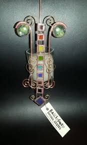 Votive Wall Sconce Rainbow Stained Glass Votive Wall Sconce Whozitz And Whatzitz
