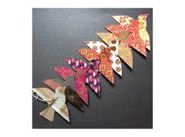 paper bird garland multicolor wedding garland party garland