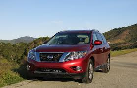 nissan pathfinder 2015 nissan pathfinder 4x4 exterior the truth about cars