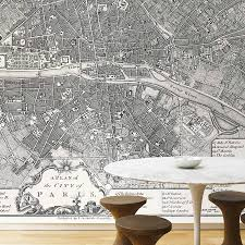 map wall paper wall art design impressive ideas map wall paper personalised map wallpaper