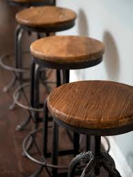 wrought iron kitchen island bar stools pretty stunning wood and metal bar stools cowhide