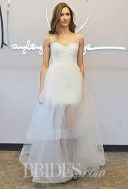 blush wedding dress trend 2015 wedding dress trends brides