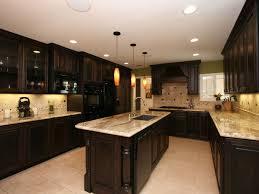dark espresso kitchen cabinets kitchen cabinet exquisite wooden island escorted by sink also