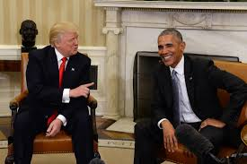 Trumps Hpuse In New York President Barack Obama Has U0027excellent Conversation U0027 With Donald